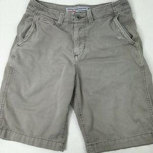 American Eagle Longboard Shorts Light Gray Size 30
